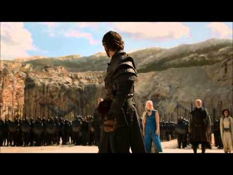 Daenerys & Daario