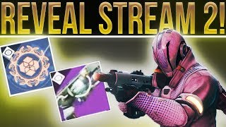 DESTINY 2 Curse of Osiris Stream! (New Loot, Heroic Adventures, End Game, Vex Weapons & More!) thumbnail
