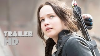 The Hunger Games Mockingjay - Part 2 Official Ultimate Trailer 2015 - Jennifer Lawrence Movie HD
