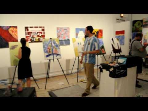 ArtJamz Closing Night - Corcoran's Gallery 31 - Revamp.com