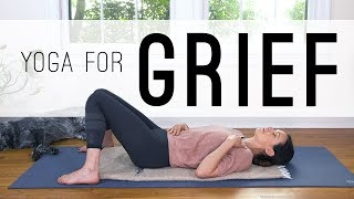 Yoga For Grief  |  Yoga With Adriene
