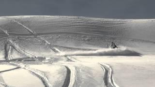2014 XM October 3 Powder Snowmobilling