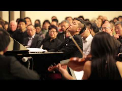 G. Finzi - 'Eclogue' for Piano & String Orchestra (New Frontiers by Enzemble)