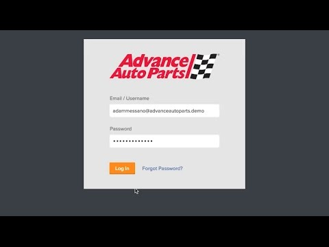 Workfront Demo - Advance Auto Parts (AAP) Customer Use Case