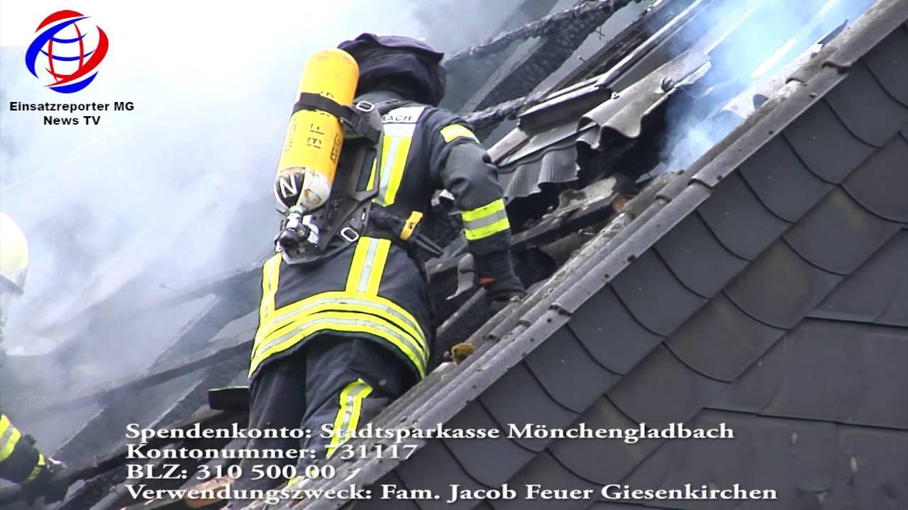 feuer mönchengladbach heute