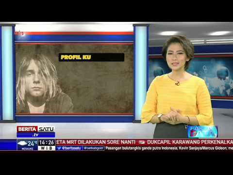 Fakta Data: Sepenggal Kisah Nirvana dan Kurt Cobain