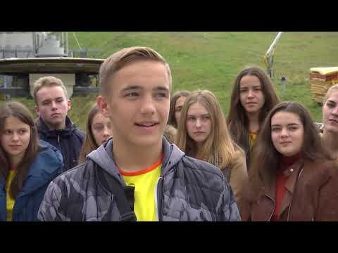 Фонд Ігоря Палиці Тільки разом: Волинські школярі провели канікули в Буковелі