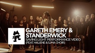 Скачать Gareth Emery Standerwick Saving Light Performance Video Feat HALIENE SJMA Choir