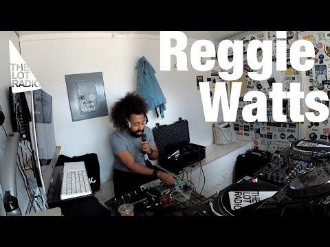 Reggie Watts @ The Lot Radio (June 26, 2017)
