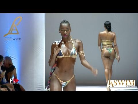 LADY SWIM by YOGII Los Angeles Swimweek 2016   Fashion Channel