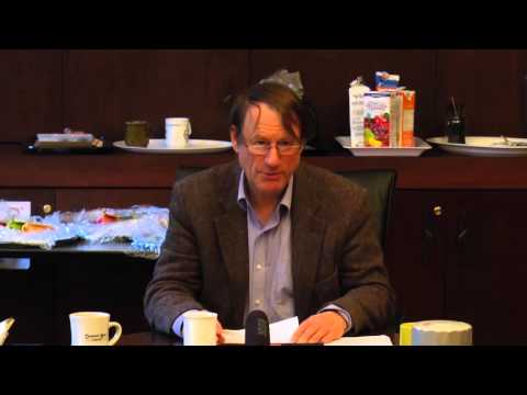 """Tim Ingold - """"One World Anthropology"""" (delivered at McGill University, Oct. 9, 2015)"""