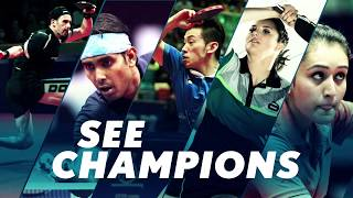 Ultimate Table Tennis: See champions become champions!