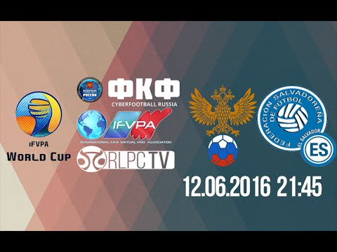 iFVPA World Cup|Group A|Match Day 5|Russia - El Salvador
