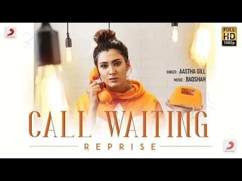 aastha-gill-new-song---call-waiting-reprise-|-badshah-|-album-one-|-n.s.production's