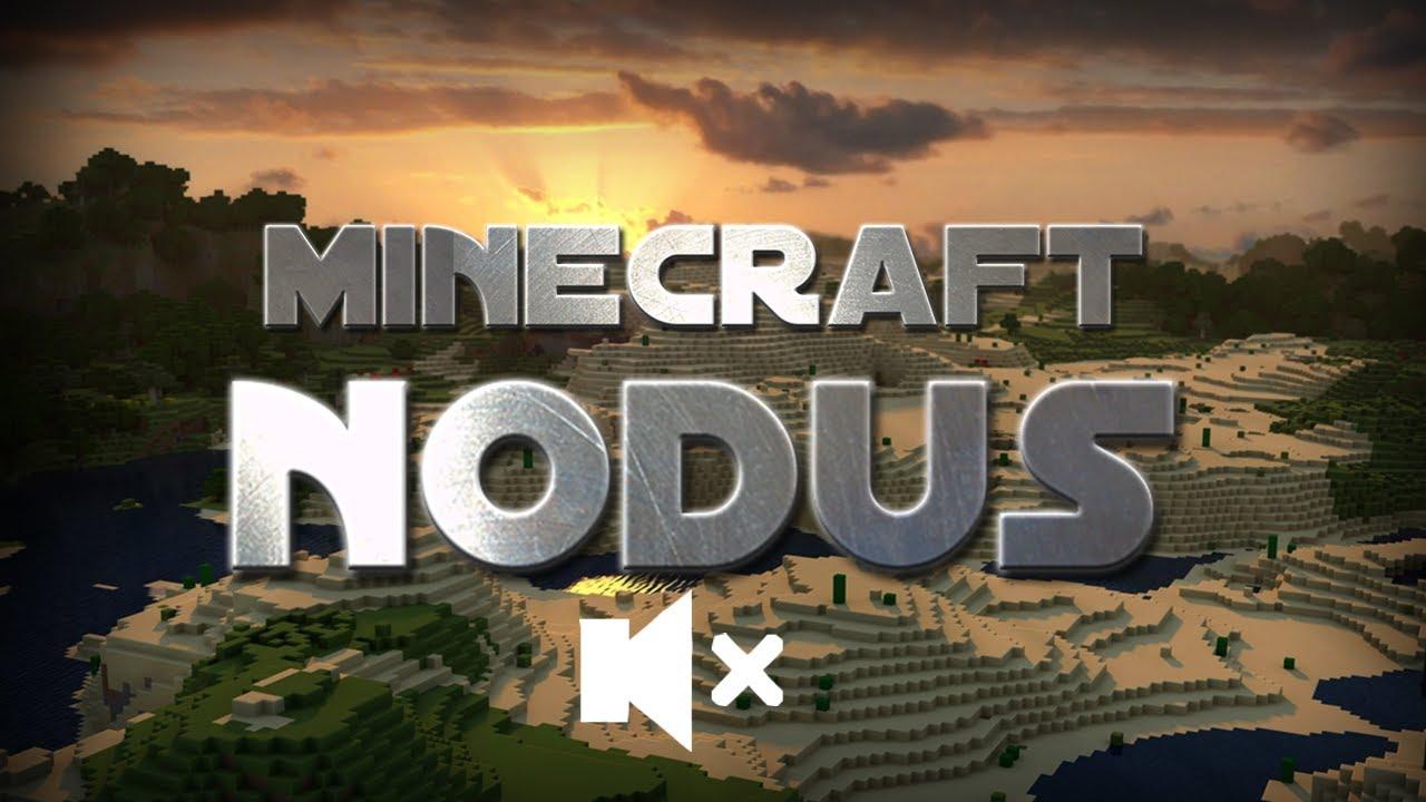 Minecraft Hacked Client Nodus DeutschGerman HD YouTube - Minecraft fertige hauser einfugen