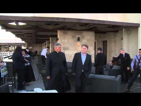 Informe Desde El Centro Notre Dame En Jerusalén - En El Que El Papa Hospeda