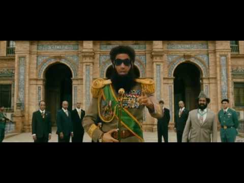 Admiral General Aladeen Introduction