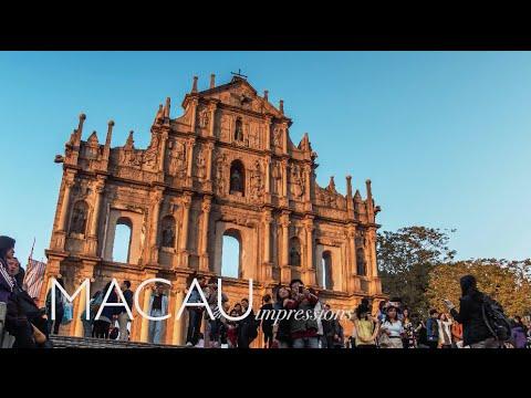 Macau Impressions - 印象澳門