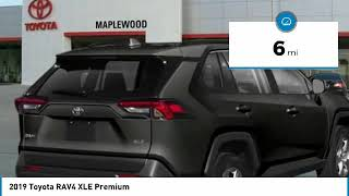2019 Toyota RAV4 XLE Premium Maplewood, St Paul, Minneapolis, Brooklyn Park, MN K12969