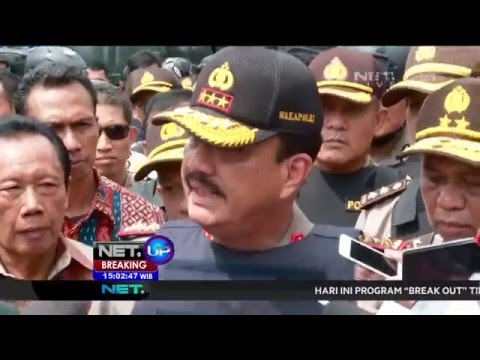 Live Report : Komjen Budi Gunawan Memberikan Pernyataan - NET12