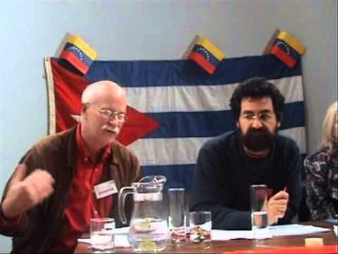 Venezuela & Cuba Solidarity STUC - Henry Suarez