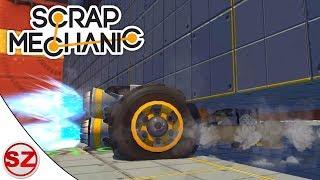 ZGNIOTŁO MÓJ POJAZD - Scrap Mechanic #30