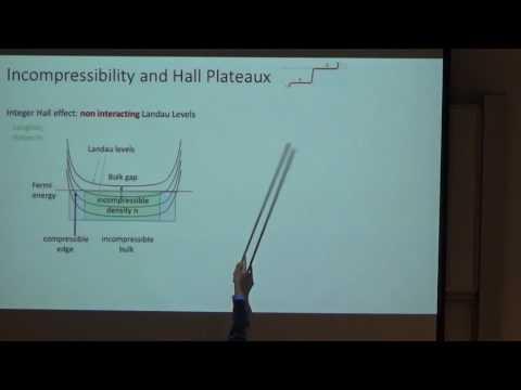 Haldane's Nobel Prize by Prof. Assa Auerbach 23.1.2017
