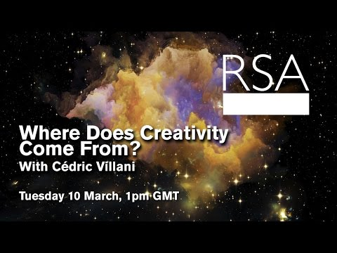 RSA Replay: Where Does Creativity Come From?