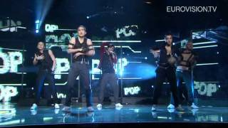 Eric Saade - Popular (Sweden) - Preview Video - 2011 Eurovision Song Contest thumbnail