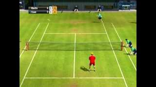 Virtua Tennis 2009 Davis Cup Semi Finals