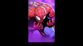 Spider Man Unlimited  issue 1-6  cinematic