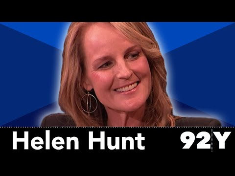 "Helen Hunt on ""Ride"": Reel Pieces with Annette Insdorf"