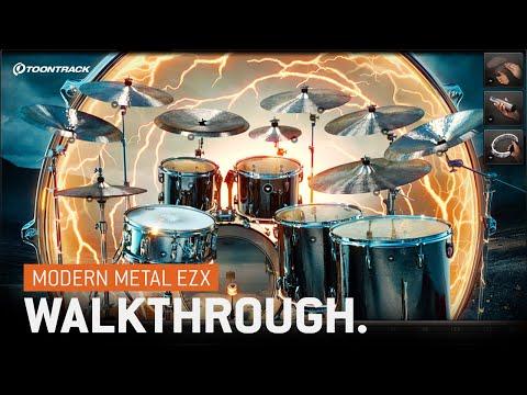 Modern Metal EZX – Walkthrough