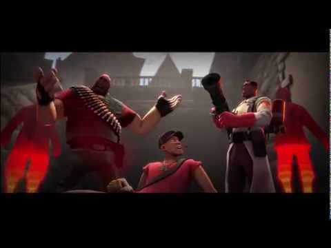 TF2: The Phoenix (a music video of sorts)