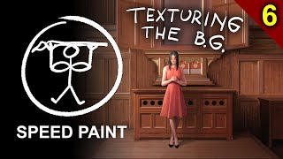 Painting a Church Girl - Part 6
