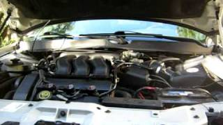 2000 Ford Taurus DOHC Motor Mount Check