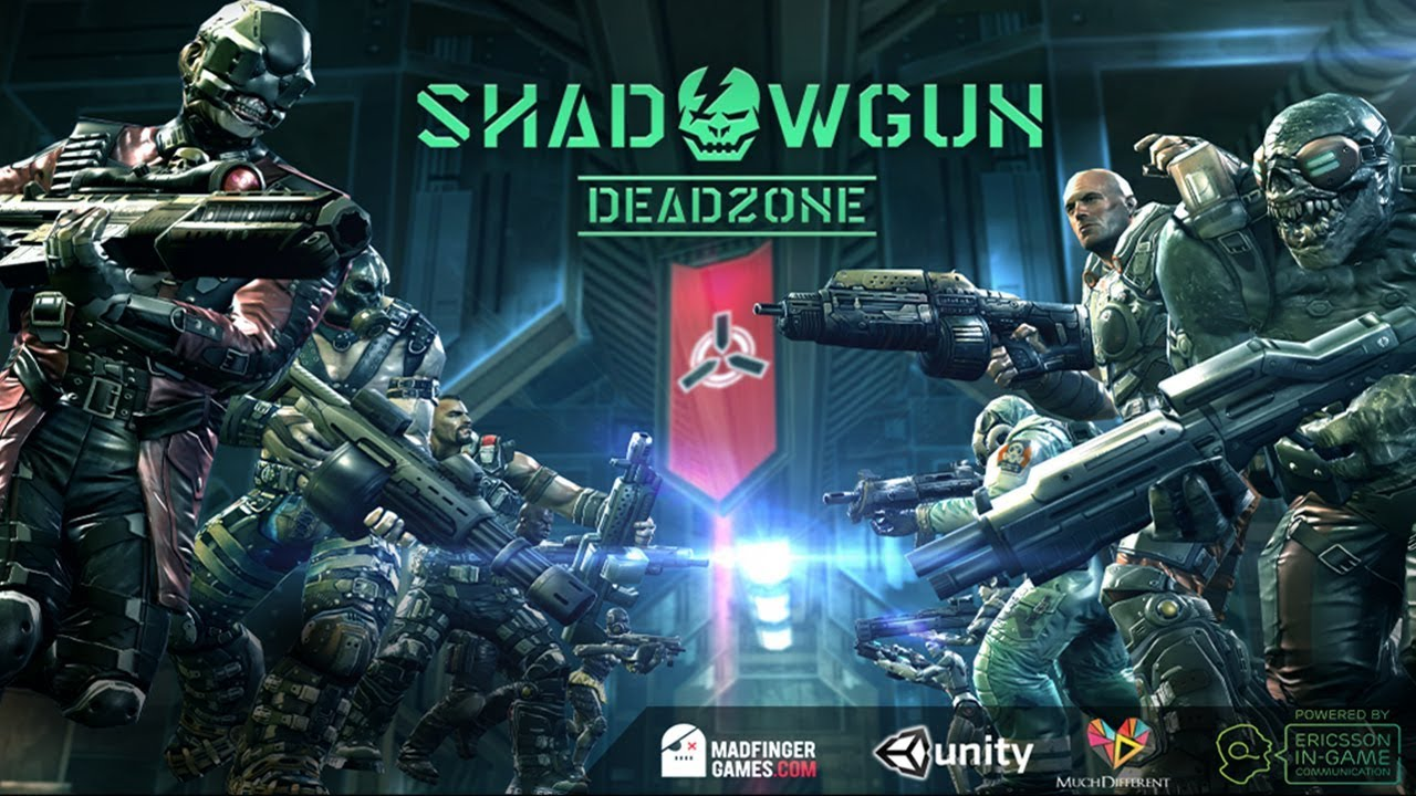 Download shadowgun deadzone.