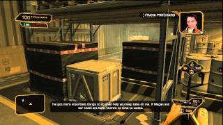 Deus EX human revolution part 90 wow umm Fail at the end
