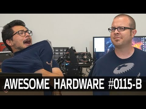 Awesome Hardware #0115-B: X399 Dealbreaker? 4K 144Hz is HERE! Almost…
