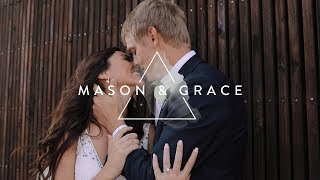 Groom Cries When His Bride Comes Down The Aisle | The Hudson | Wichita Kansas Wedding Video