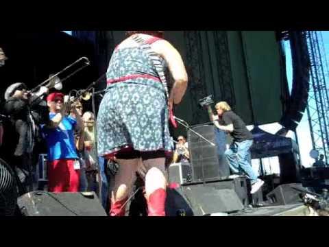 Reverend Peyton's Big Damn Band All Star Jam