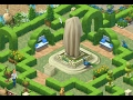 GARDENSCAPES NEW ACRES Gameplay Story Playthrough | Area 3 Maze Day 4