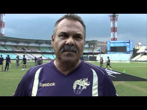 Coach Dav Whatmore - How Players Stay Tension Free.mov