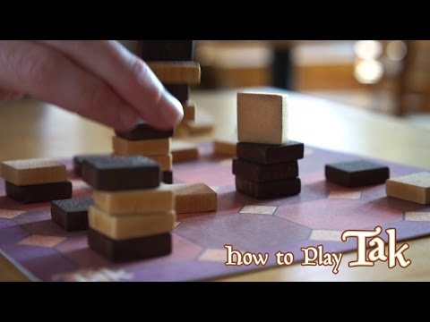 How to Play Tak