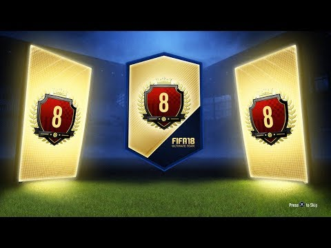8TH IN THE WORLD FULL TOTY PACK OPENING! - FIFA 18 Ultimate Team