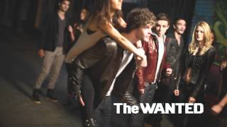 The Wanted - Chasing The Sun (Behind The Scenes)