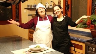 Салат из Баклажанов с майонезом - Рецепт Бабушки Эммы