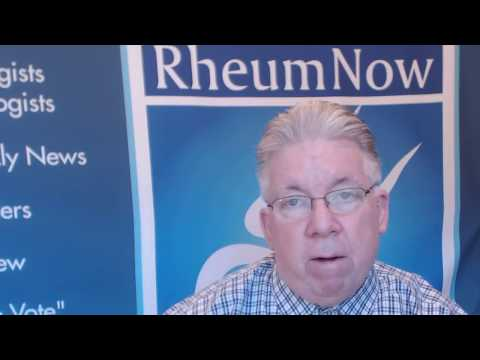 The RheumNow Week in Review - 12 January 2018