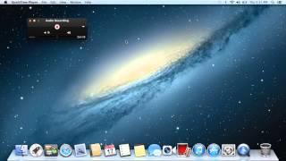 Mountain Lion Free Screen Recorder