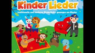Charlie Glass: Die schönsten Kinderlieder 1 - Auf der Mauer auf der Lauer u.a.